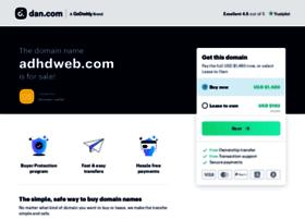 adhdweb.com