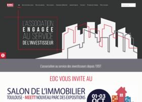 adherents.edc.asso.fr