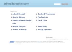 adhesifgraphic.com