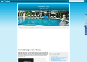 adhijaya.hargahotel.com