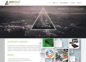 adhishaktigroups.com
