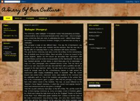 adiaryofourculture.blogspot.sk