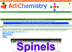 adichemistry.com