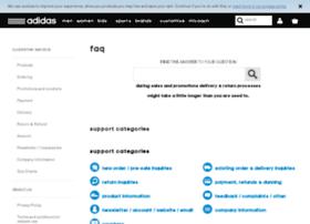 adidas-group-gb.custhelp.com