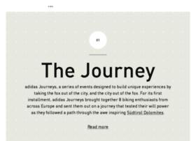 adidasjourneys.com