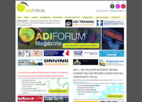 adiforum.co.uk
