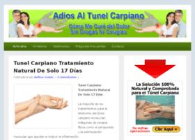 adiosaltunelcarpiano.com