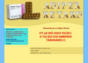 adipexretard.hu