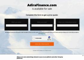 adirafinance.com