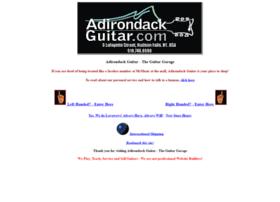 adirondackguitar.com