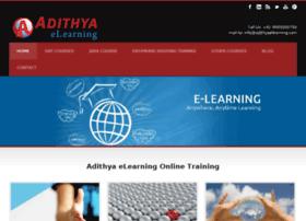 adithyaelearining.com