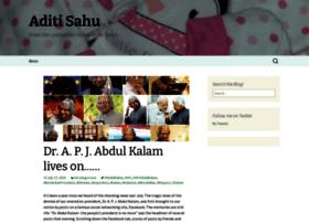 aditisahu.wordpress.com