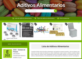 aditivos-alimentarios.com