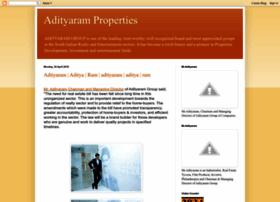 adityaramproperties.blogspot.in