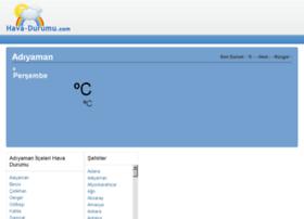 adiyaman.hava-durumu.com
