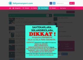 adiyamanport.com
