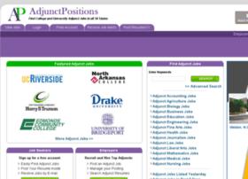 adjunctpositions.com