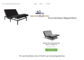 adjustablebedcenter.com