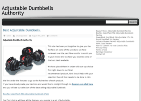 adjustabledumbbellsauthority.com