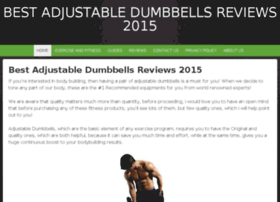 adjustabledumbbellsnet.com