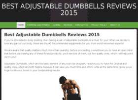 adjustabledumbbellsnet.com