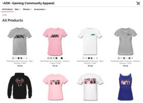 adkgamers.spreadshirt.com