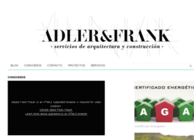 adlerandfrank.es