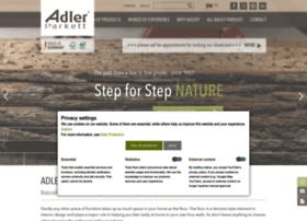 adlerparkett.com