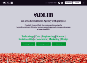 Adlib-recruitment.co.uk