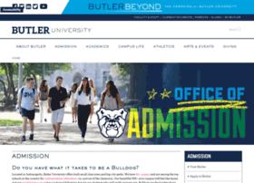 adm.butler.edu