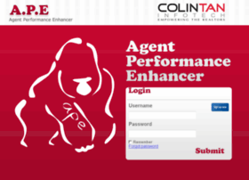 admin.agentperformanceenhancer.com