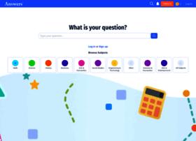 admin.answers.com