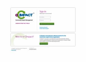 admin.e-cimpact.com