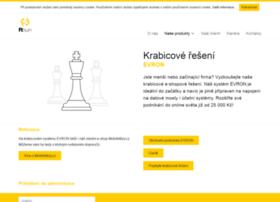 admin.evron.cz