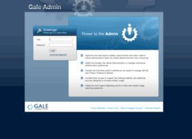 admin.galegroup.com