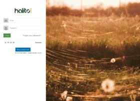 admin.halito.com