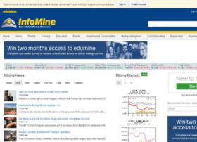 admin.infomine.com