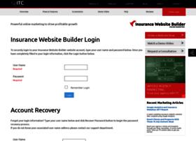 admin.insurancewebsitebuilder.com