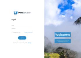 admin.metalocator.com