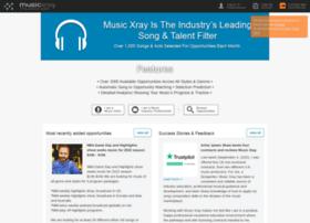 admin.musicxray.com