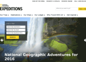 admin.nationalgeographicexpeditions.com