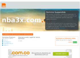 admin.nba3x.com.co