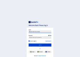 admin.questionpro.com