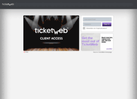 admin.ticketweb.com