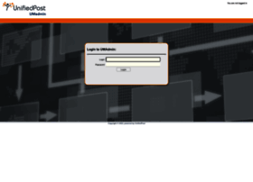 admin.unifiedpost.com