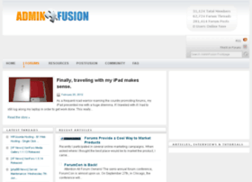 adminfusion.com
