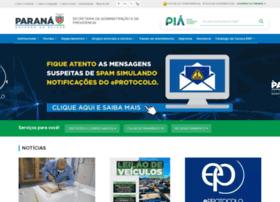 administracao.pr.gov.br