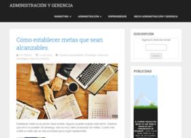 administracionygerencia.com