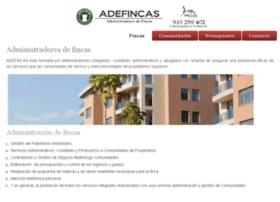 administradoresadefincas.com