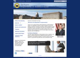 administration.wv.gov